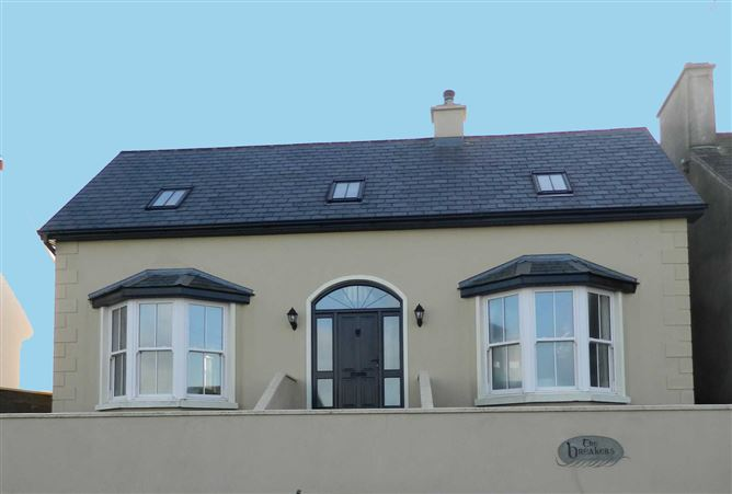 The Breakers, Clifton Terrace, West End, Kilkee, Co. Clare