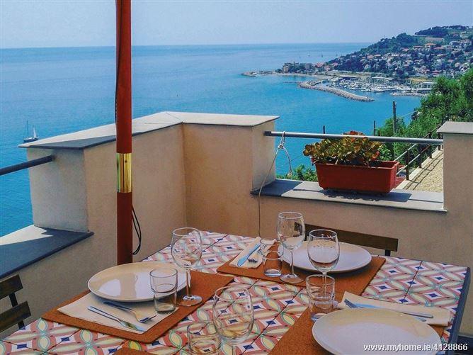 Acqua Salata,Riviera di Ponente, Liguria, Italy