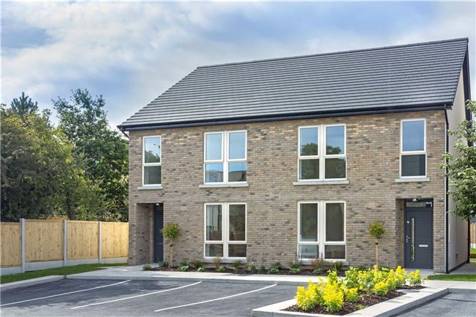 Main image for 4-Bedroom Showhouse, 4 Castlechurch Park, Newcastle, Co Dublin