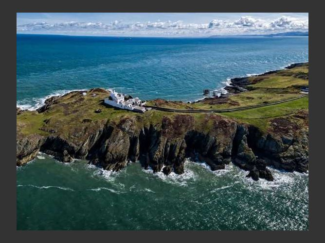 Main image for East Lighthouse Keeper's Cottage, LLANEILIAN, Wales