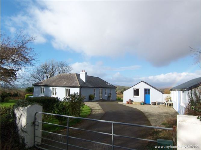 House with Annexe at Lissacaha on c. 1.7 acres, Schull,   Cork West