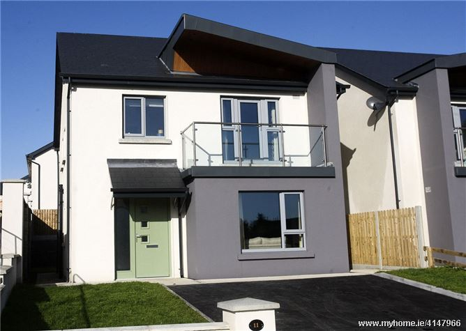 New Former Showhouse, 11 The Meadows, Marlton Road, Wicklow Town, Co. Wicklow.