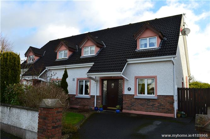 28 The Elms, Spollanstown, Tullamore, Co Offaly