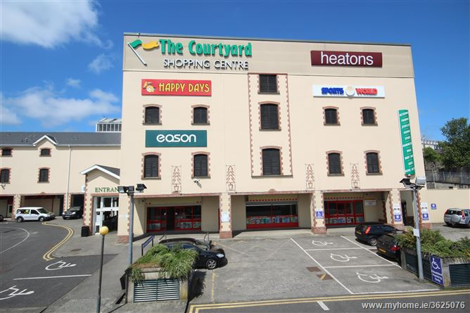 Main image of Courtyard Shopping Centre, Letterkenny, Donegal