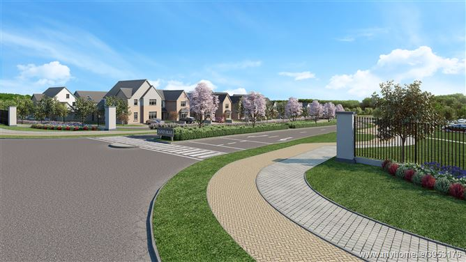 "Photo of Type ""E1"" - New Development at Janeville, Cork Road, Carrigaline, Cork"