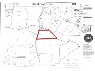 Photo of 3.38 Acre Site at Coolnaboy, Oilgate, Wexford