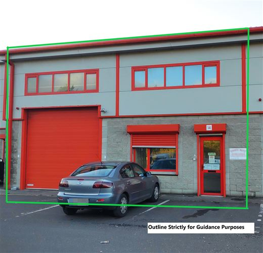 Unit 14 Ballytrasna, Industrial Park, Little Island, Cork