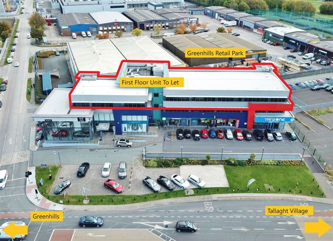 Main image for Greenhills Retail Park ,Greenhills Road, Tallaght, Dublin 24
