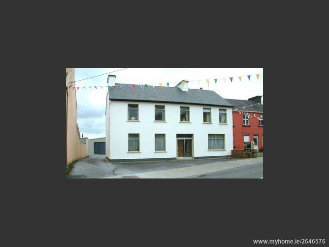 Main Street, Lisdoonvarna, Clare
