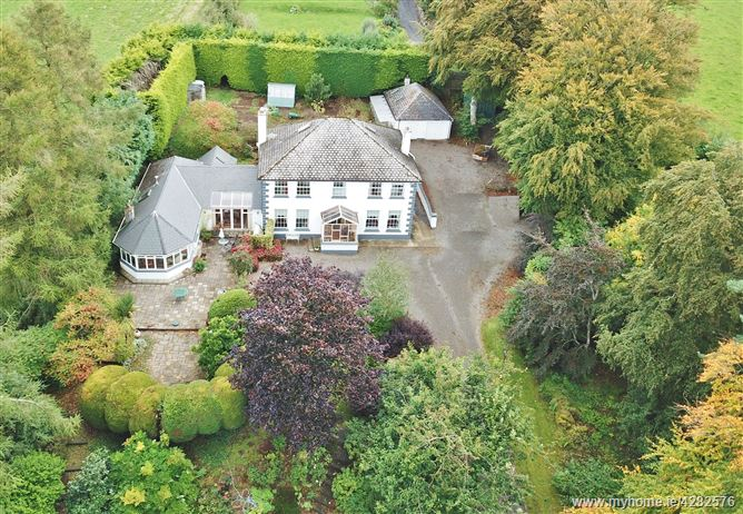 Beechwood House on c. 1.4 Acres/ 0.56 Ha., Manor Kilbride, Blessington, Wicklow