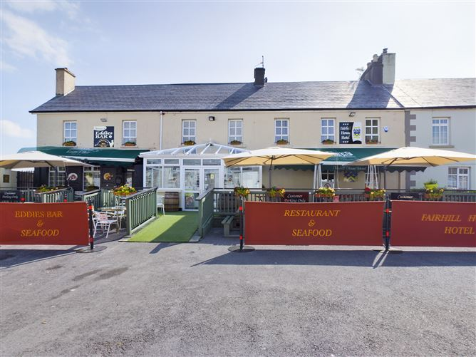 Main image for Fairhill House Hotet, Main Street, Clonbur, Galway