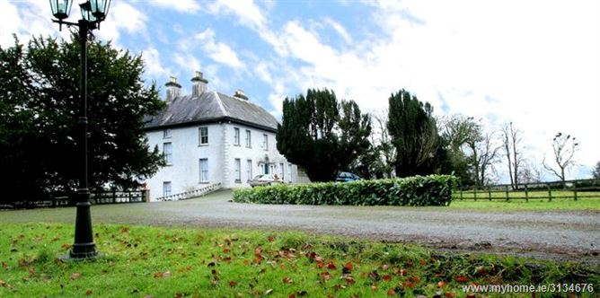 Main image for Elegant Period Home,Ballycumber,  Offaly, Ireland