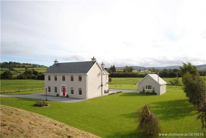 Doire House, Droughtville, Kinnitty, Birr, Co Offaly