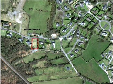 Photo of Site, Barrymore, Athlone, Co. Roscommon