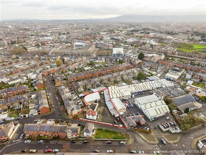 Site at 4A Greenville Avenue, Donore Avenue, Dublin 8, Dublin