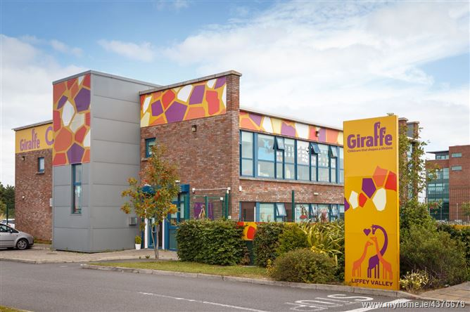 Main image for Giraffe Childcare, Liffey Valley Office Campus, Liffey Valley, Dublin 22