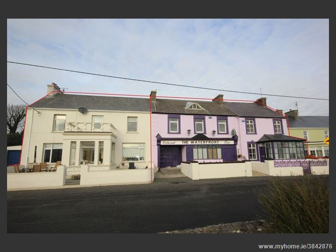 Photo of Residential Dwelling, Waterfront Bar & Restaurant, Apartment & Two Storey Residence, Rosses point, Sligo