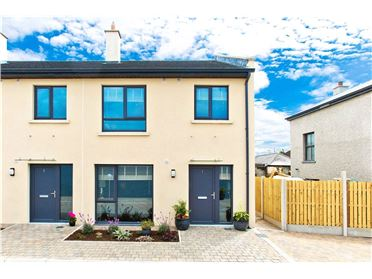 Photo of St. Agnes' Crescent, Crumlin Village, Dublin 12