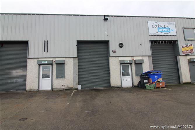 Unit 406c Grants Drive, Greenogue Business Park, Rathcoole, Dublin