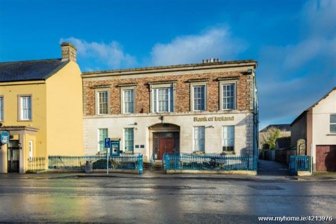 Bank of Ireland , Castle Street Lower, Roscrea, Co. Tipperary