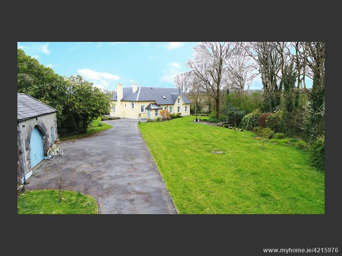 Fergus House & Guest Lodge, Corofin, Co. Clare