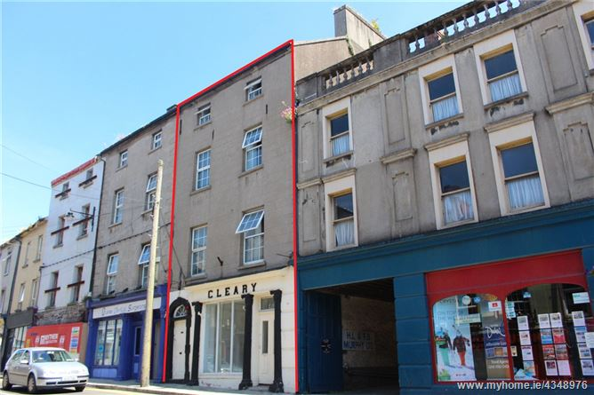 Main image for 18 John Street, New Ross, Co. Wexford, Y34 HF65