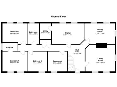 Riverside House, Davidstown, Donard, Co. Wicklow, Donard, Wicklow
