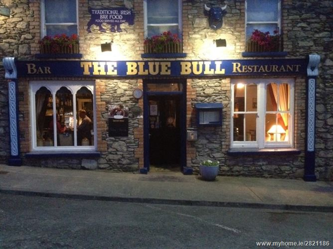 Ref 557 - The Blue Bull, Bar & Restaurant & Adjoining Premises, South Square, Sneem, Kerry