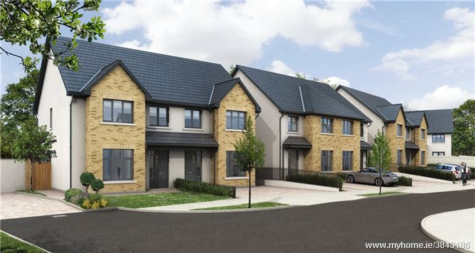 5 Bedroom Detached Homes, Waverly, Blacklion, Greystones, Co. Wicklow