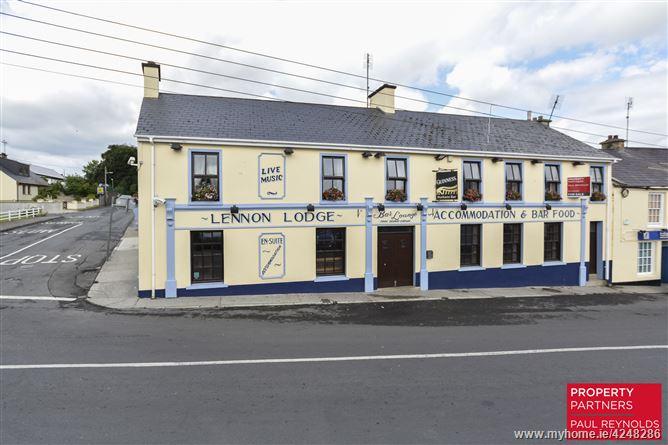 Lennon Lodge, Ramelton, Donegal