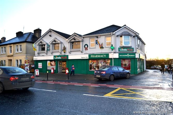 Commercial/ Residential Property, Station Road , Castlebar, Mayo