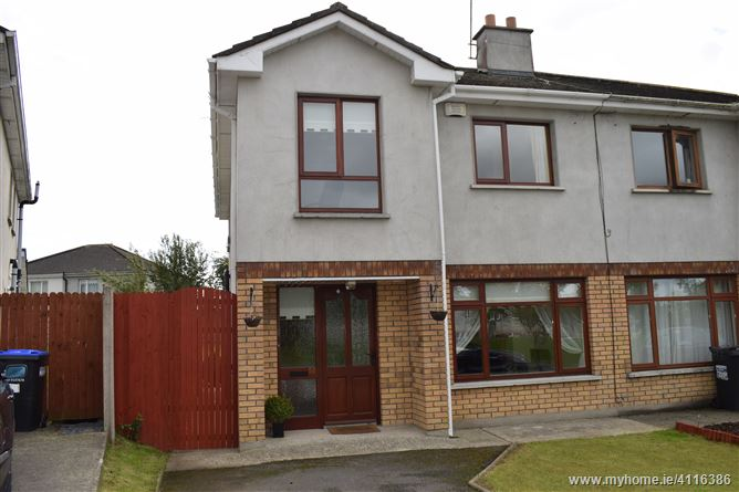Property image of 58 Barrowvale, Graiguecullen, Carlow Town, Carlow