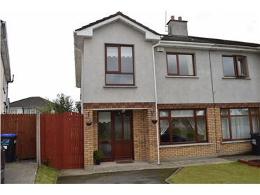 Main image of 58 Barrowvale, Graiguecullen, Carlow Town, Carlow