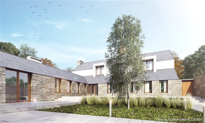 """Main image for Site with full planning approx. 0.91acre """"Moxley House Site"""" Kilmacoo, Avoca, Wicklow"""