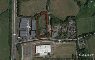 Industrial Land, c.0.66 ha / 1.63 Acre, Kettles Lane, Kilronan, Swords, County Dublin