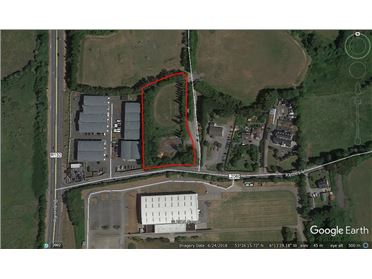Main image of Industrial Land, c.0.66 ha / 1.63 Acre, Kettles Lane, Kilronan, Swords, County Dublin
