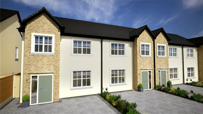 Main image for 3 Bed End Of Terrace Homes, Longstone, Blessington Road, Naas, Kildare