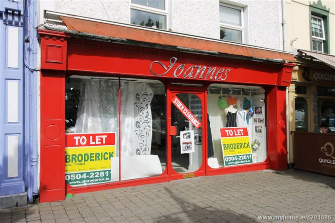 Main image for Formally Joanne's Boutique, Liberty Square, Thurles, Tipperary