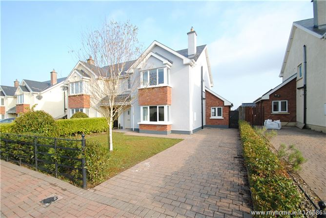 Main image for 4 Whitethorn Hill, Roscrea, Co Tipperary, E53 D342