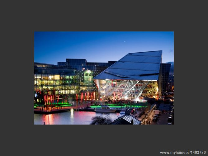 main photo for No 2 Grand Canal Square, Grand Canal Dk, Dublin 2