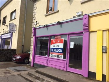 Main image of Retail Shop Main Street, Roundwood, Wicklow