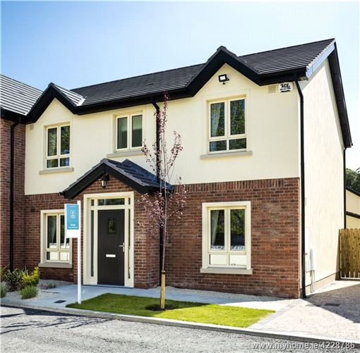 The Rye (4 Bedroom Homes), Cois Glaisin, Johnstown, Navan, Co Meath