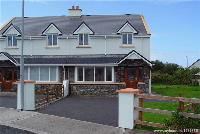 Ref 116 - No. 11 An Oilean, House Type A - Approximately 1,200 sq ft Knightstown, Valentia Island, Kerry