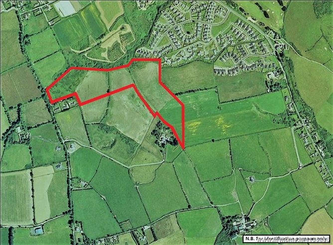 Photo of 29 acres at Greenhills Road, Wicklow, Co. Wicklow