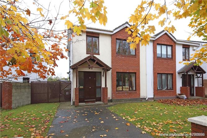 3 Meadowbrook Close, Maynooth, Co. Kildare