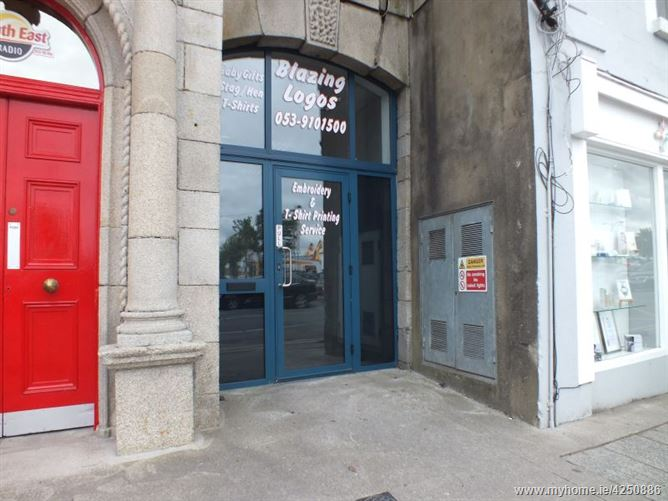 Retail Unit at Custom House Quay, Wexford Town, Wexford