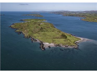 Photo of Horse Island, Roaring Water Bay, Schull, West Cork