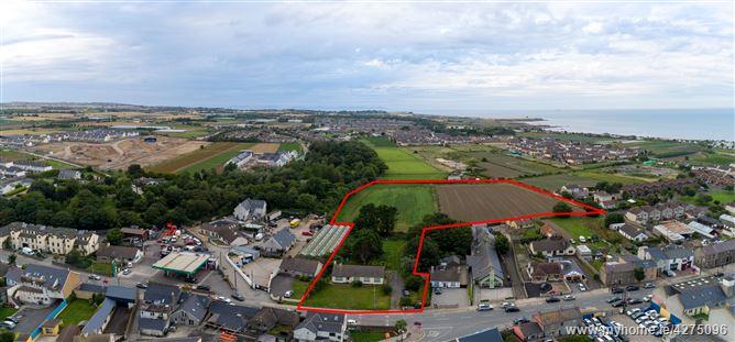 Development Site at Upper Main Street, Rush, County Dublin