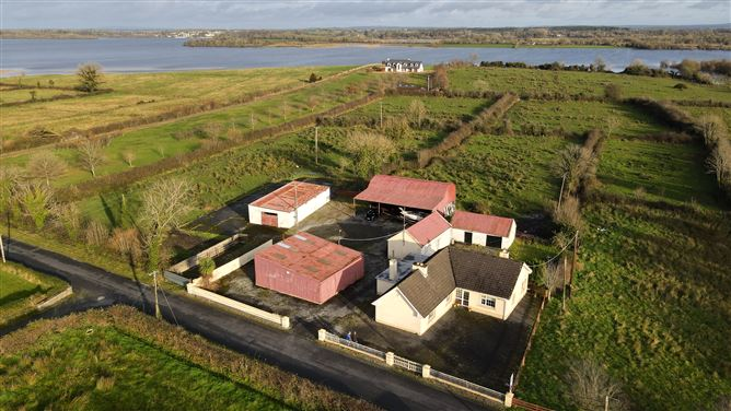 Main image for WATERSIDE PROPERTY, Drumminmore, Rooskey, Roscommon