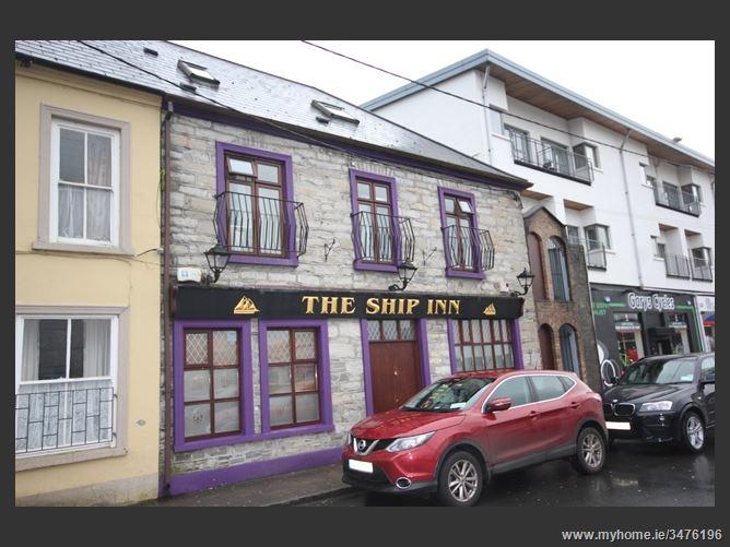 The Ship Inn, Lower Quay Street, Sligo City, Sligo